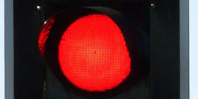 semáforo de la A5