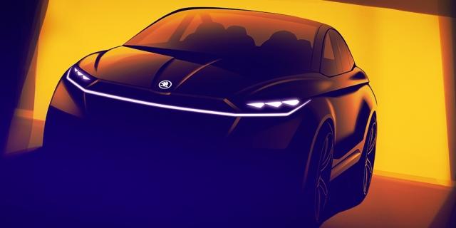 vision iv concept car