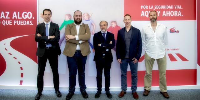 Finalistas V Premio Emprendedores por su SRI innovador