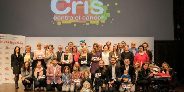 Premios Fundación Cris a empleados de MAPFRE