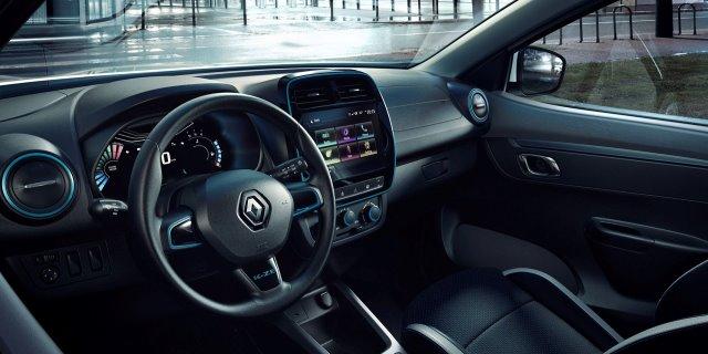 Renault K-ZE INTERIOR