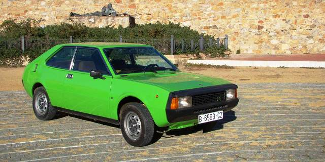 seat 1430 sport coupe