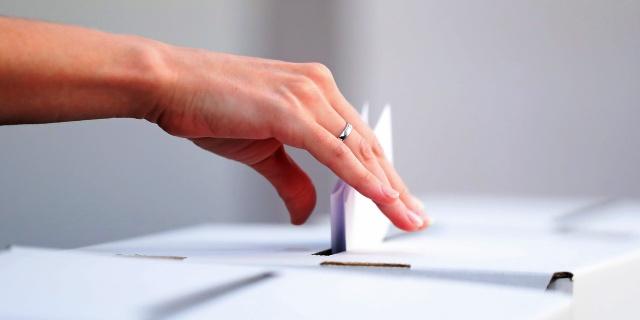 voto en elecciones