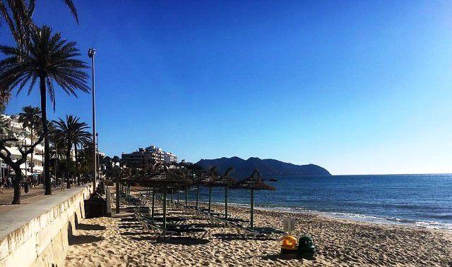 Playa de Son Servera