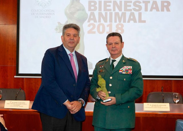 Premio al SEPRONA