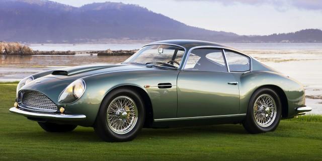Modelo de Aston Martin Zagato