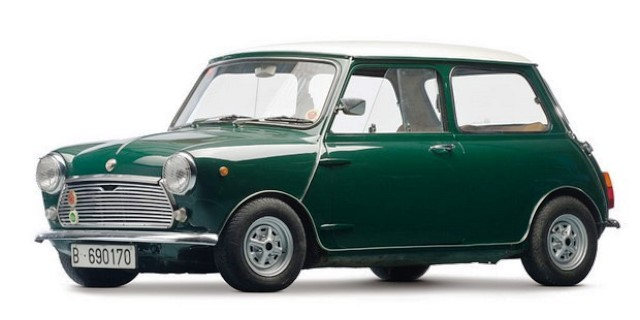 Authi Mini 1275C de 1968