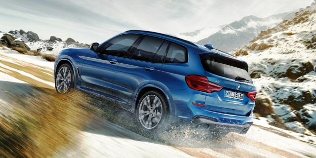 BMW x3 grande marlaska