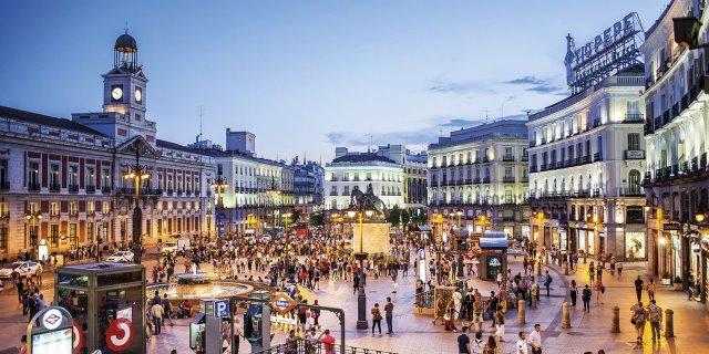 Madrid es la ciudad española con más niveles de estrés