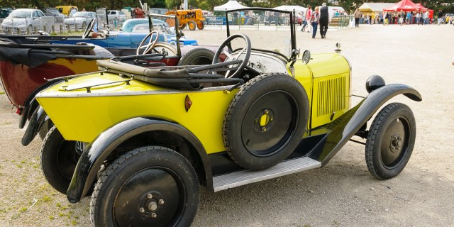 Citroën 5HP C2 Torpédo de 1925