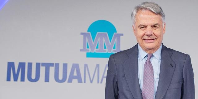 El presidente de MUTUA informa de la subida de ingresos en primas hasta 2784 millones de euros