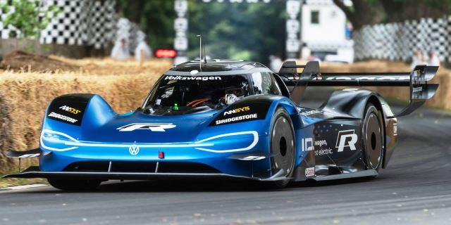 ID.R de VW se impone en velocidad a los F-1