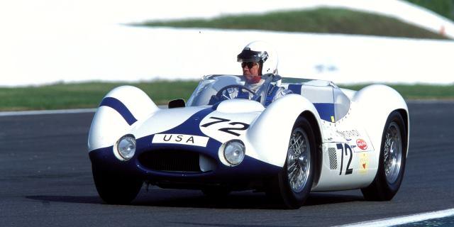Maserati Tipo 60 en la actualidad
