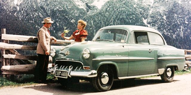 Opel Olympia Rekord de 1953