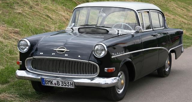 Opel Rekord Rekord P1