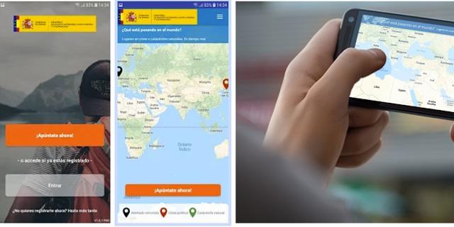 Registro de Viajeros MAUC la app del Ministerio para viajar seguro al extranjero de vacaciones