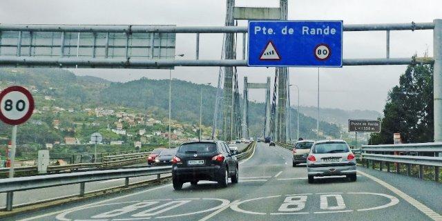 Los peajes de las autopistas han bajado una media del 25%