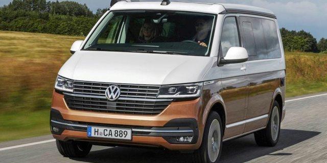 VW California 6.1. se presenta en Dusseldorf