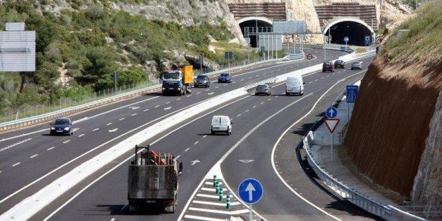 carretera de peaje