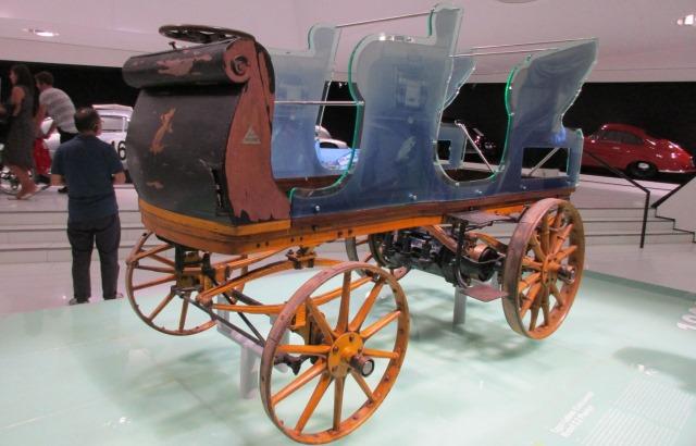 egger lohner 1898 de Porsche