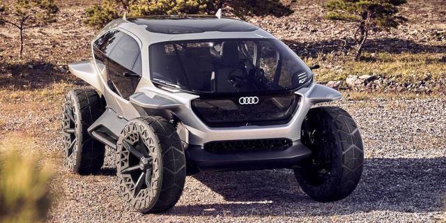 Audi IA TRAIL quattro