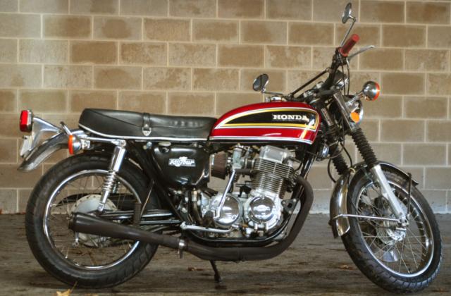 Honda 1976