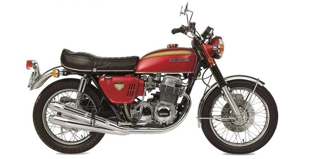 Honda CB750 de 1969