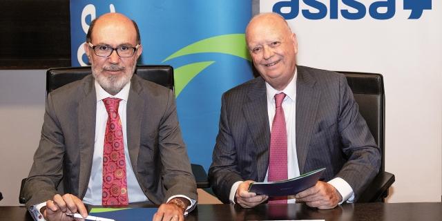 Acuerdo ASISA y Pelayo para la distribución de seguros de salud