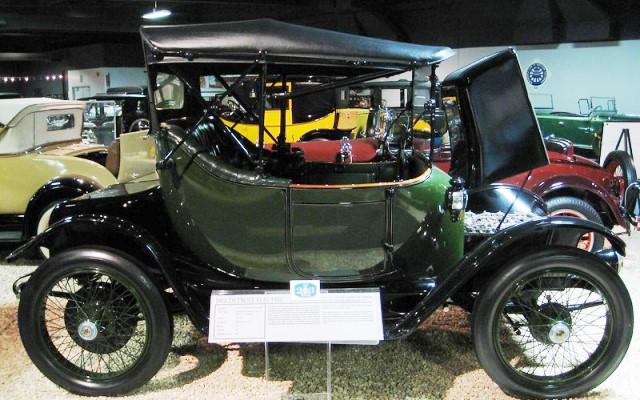 Detroit Electric de 1914