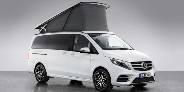 Camper Mercedes Marco Polo Horizon