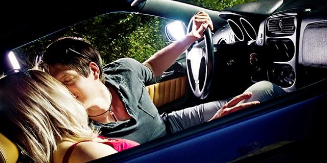 ¿influye el modelo de coche que usas con la cantidad de sexo que practicas?