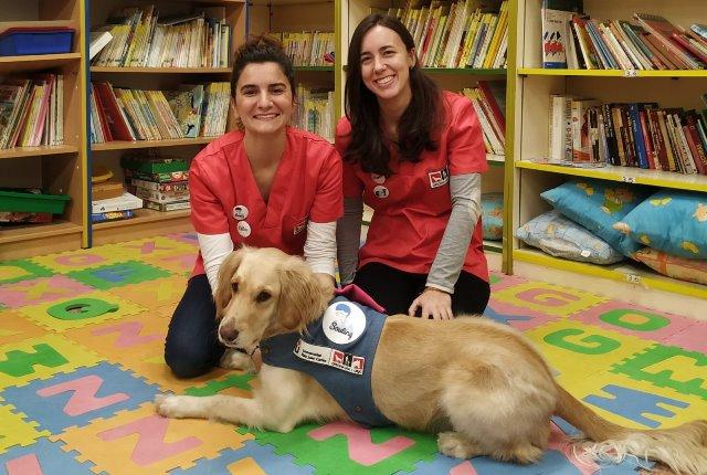 terapia asistida con animales URJC
