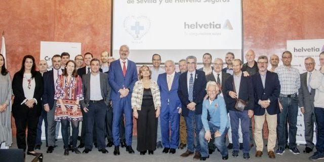 Homenaje a los donantes de Helvetia