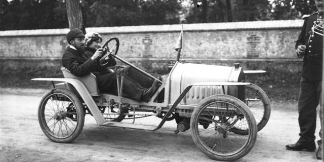 JBR Cyclecar