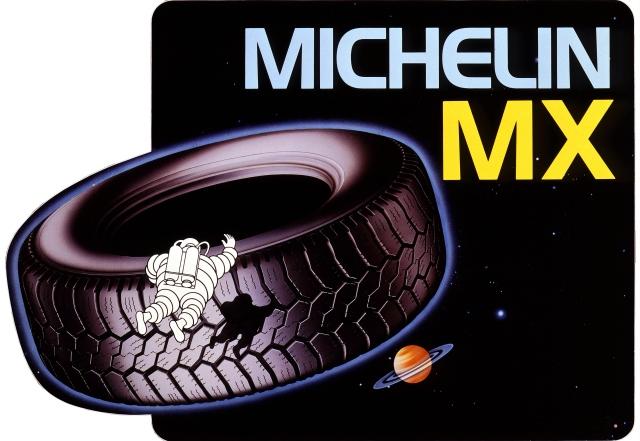 Michelin MX para el 600
