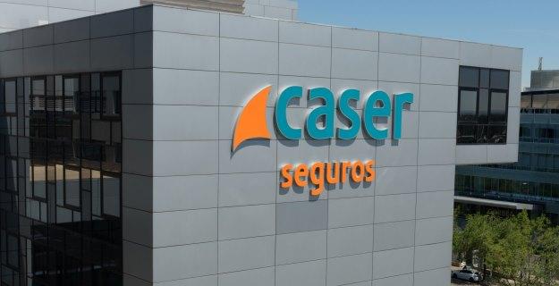 edificio CASER seguros, que a partir de ahora ofrecerá su nuevo seguro de dependencia