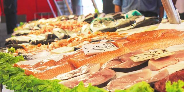 Son varios los pescados y mariscos que más niveles de mercurio pueden presentar