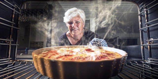 ¿El horno contamina el hogar?