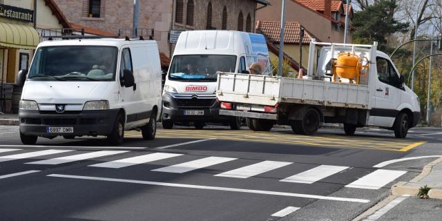 Los vehículos de menos de 3.500 kg también deberán montar tacógrafos