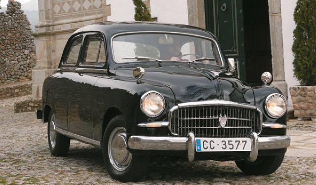 COCHE SEAT 1400