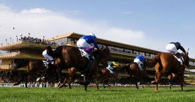 carrera de Longchamp
