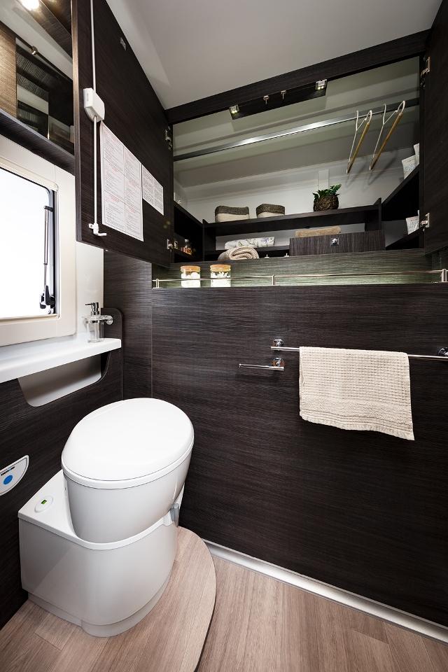 baño Benimar Mileo 287