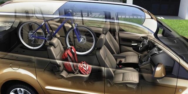 Cuidado con las multas: Cómo debemos transportar la bici en nuestro coche