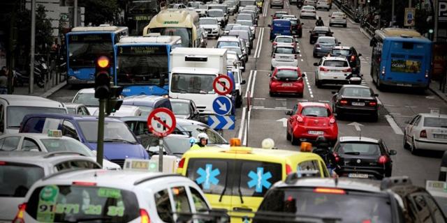 30 km/h límite velocidad en ciudad