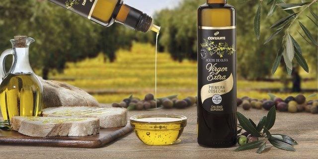 aceite de oliva consum