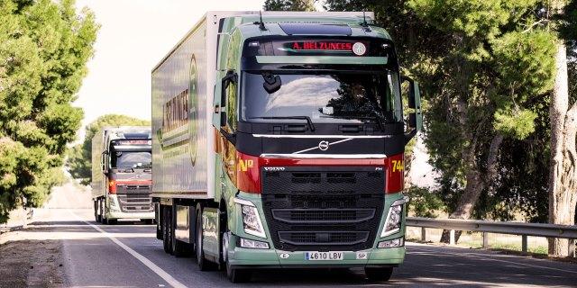 Restricciones 2020: Los camiones dirección Francia deberán parar en Burgos