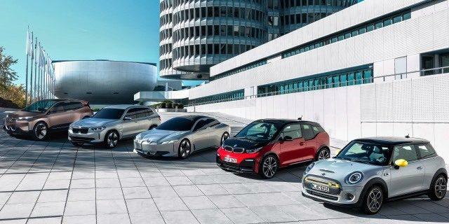 BMW Group España lidera el mercado español de vehículos eléctricos a cierre de 2019