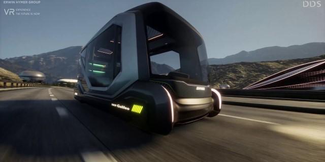 Galileo: Hymer nos presenta como serán las autocaravanas del futuro