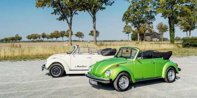"""Convierte tu """"escarabajo"""" en un clásico eléctrico y sostenible"""