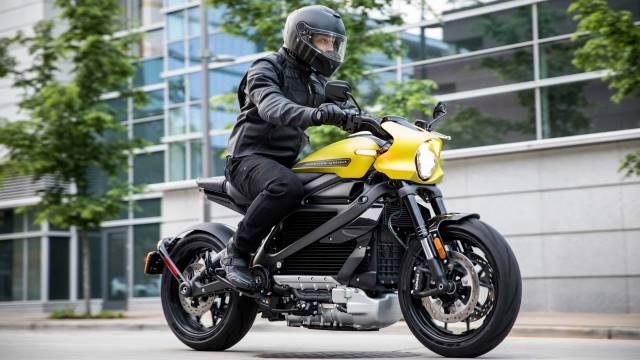 Livewire, la primera moto eléctrica de Harley-Davidson
